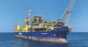 FPSO Helang (Photo: JX Nippon)