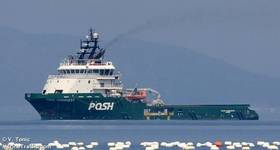 A POSH OSV - Image by V. Tonic  - Marine Traffic