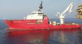Illustration: Mermaid Endurer offshore vessel - Image by Botz Oliver - MarineTraffic