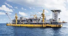For Illustration Only: Floating Production Unit at Chevron's IDD project in Indonesia (File Photo: Chevron)