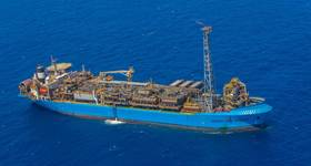 Santos' Ningaloo Vision FPSO used for Van Gogh field production / Image credit: Santos