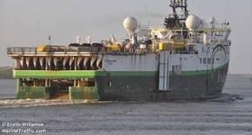 A Polarcus Seismic Vessel - © Erwin Willemse / MarineTraffic.com