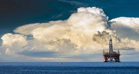 Offshore drilling rig - Image by Mike Mareen/AdobeStock