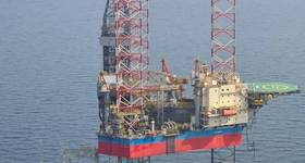 Qatar in in March started an 80-well drilling campaign at the North Field East project -Image Credit: Qatar Petroleum