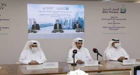 Signing ceremony - Credit: Qatar Petroleum