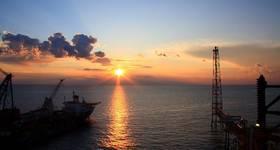 South Pars field offshore Iran / Credit: Alireza824/Wikimedia Commons