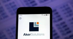 Aker Solutions logo - Image by Игорь Головнёв/AdobeStock