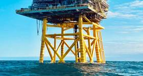 Premier Oil's North Sea platform - Credit: Premier Oil