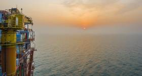 An offshore platform in China /Illustration only - Credit; ddukang/AdobeStock