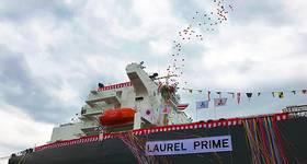 Laurel Prime  (Photo: Mitsubishi Shipbuilding)