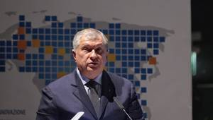 Rosneft CEO Igor Sechin (File photo: Rosneft)