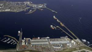 ASCO's Peterhead Supply Base - Credit; ASCO