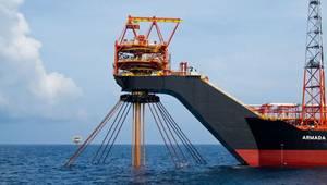 Armada TGT-1 FPSO - Image Credit: Pharos Energy