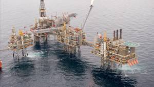 Buzzard field in the UK North Sea - Credit: Suncor Energy - CC BY-NC-ND 2.0