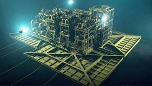 Subsea compression module for the Jansz-Io field – © Aker Solutions