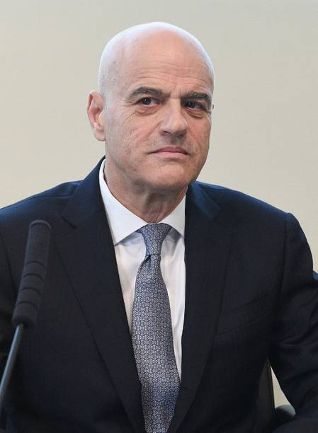 Eni Chief Executive Claudio Descalzi (Photo: Eni)