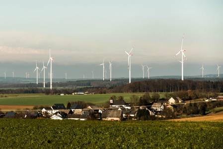 Renewables Take Over as Germany's Main Energy Source