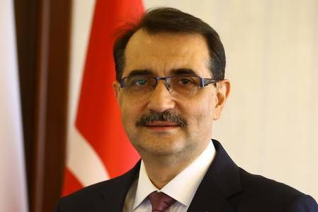 Fatih Donmez (Photo: Turkey''s Ministry of Energy and Natural Resources)