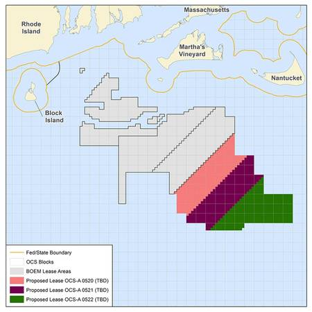 US Completes Record Offshore Wind Lease Auction