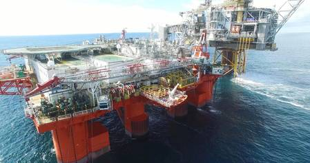 file Image: an offshore oil installation (CREDIT: DNV-GL)