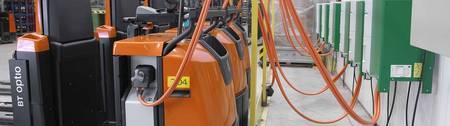 Image:  Toyota Material Handling Europe