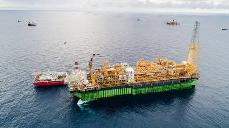 This month, Total started production at the Egina oilfield off the coast of Nigeria. (Photo: Total)