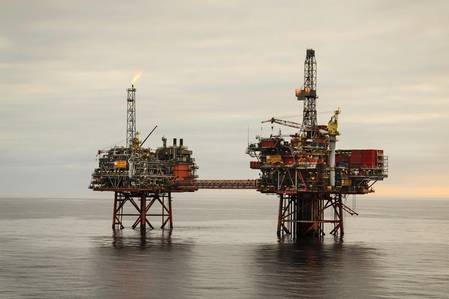 Ithaca Buys Chevron's UK North Sea Fields