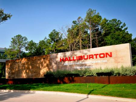 Halliburton cutting frac jobs, equipment in US and Canada