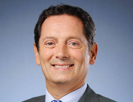 Schlumberger COO Olivier Le Peuch will take over as CEO effective August 1 (Photo: Schlumberger)