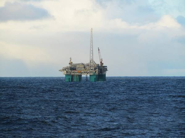 Gjoea platform (File photo: Equinor)