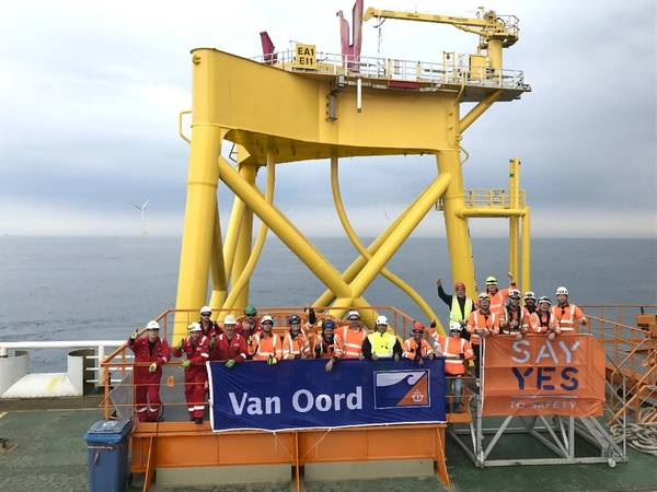 Photo:  Van Oord