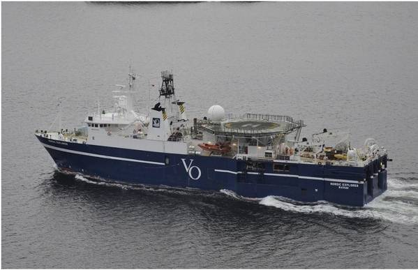 Nordic Explorer (Photo: SeaBird Exploration)