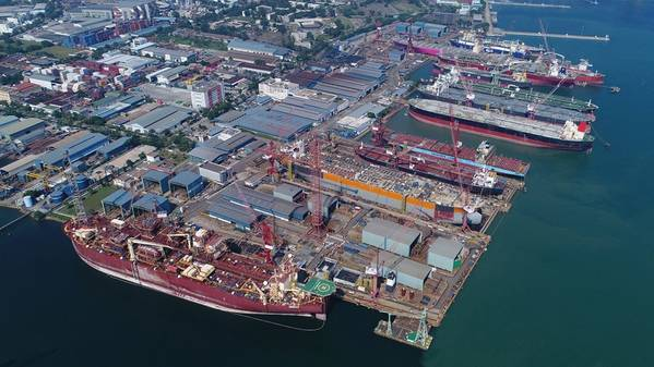 (File photo: Keppel Offshore & Marine)