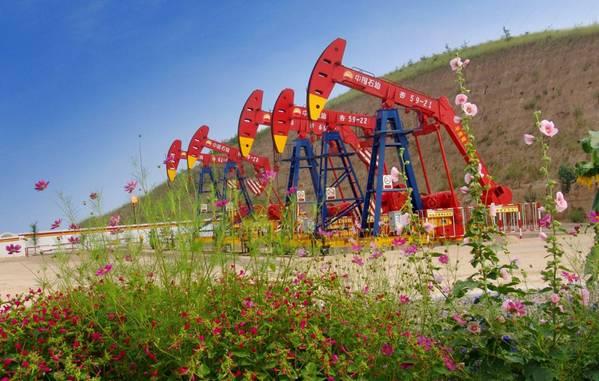 (File photo: PetroChina)