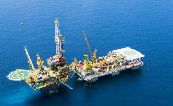 Illustration;Oil platform in Malaysia - Image by: markhall70 -  Adobe Stock