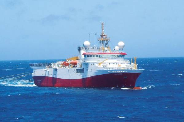 Polar Duchess vessel  (Photo: Shearwater - the photo has been cropped)