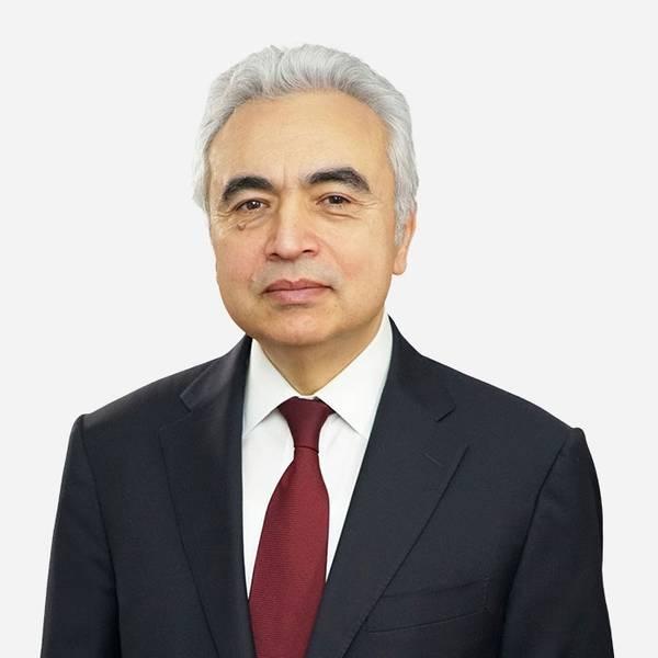 Fatih Birol - IEA Executive Director - Credit: IEA