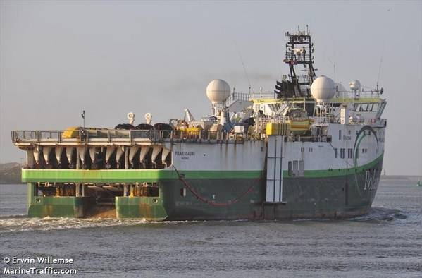 A Polarcus Seismic Vessel - © Erwin Willemse / MarineTraffic.com