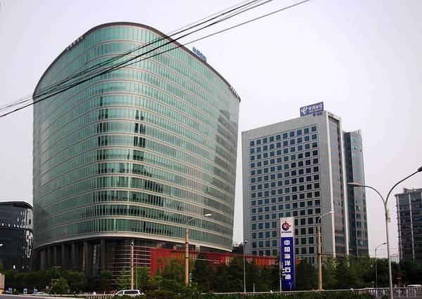 CNOOC HQ - Image Credit: Dewi König - Wikimedia Commons - CC BY-SA 3.0
