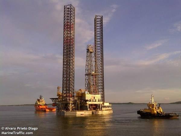 Shelf Drilling Mentor, Image by Alvaro Prieto Diago - Marine Traffic
