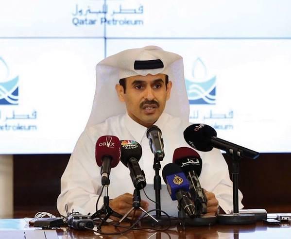 Qatar Petroleum's (QP) Chief Executive Saad al-Kaabi (File Photo: Qatar Petroleum)