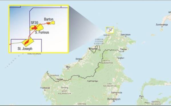 North Sabah assets - Image credit: Hibiscus