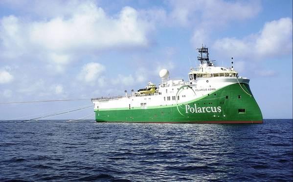 Polarcus Asima - Image by Neptune Energy