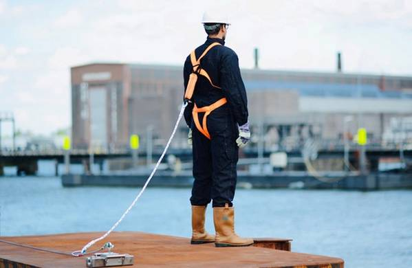 Rotterdam-based McNetiq launched a new line of magnetic anchors for fall protection when working at height.