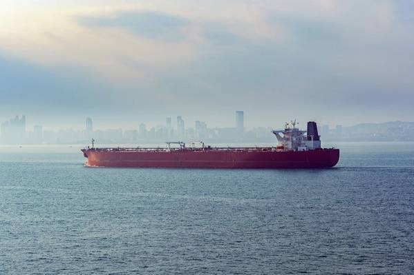 Illustration only - Crude oil tanker in China - Credit: Igor Groshev/AdobeStock