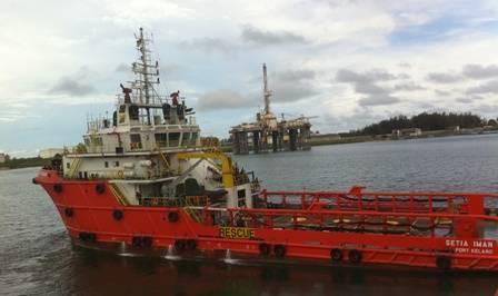 An Alam Maritim vessel - (File Photo: Alam Maritim)