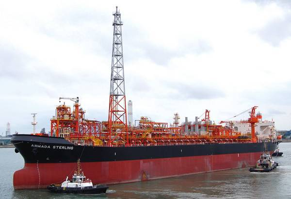 File Photo: Armada Sterling - Credit: Keppel Corp