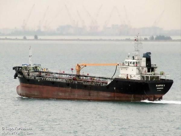 Illustration; A Sentek bunker tanker - Credit: Capt. Turboboss - MarineTraffic.com