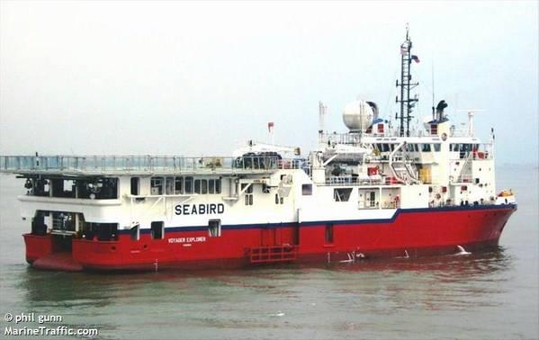 A SeaBird seismic vessel - Credit: Phill Gunn/MarineTraffic.com