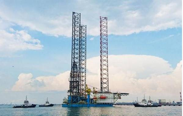 Hakuryu-14 / Image credit: Japan Drilling Co.